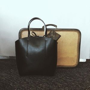 Zara Small Tote bag (with pouch)